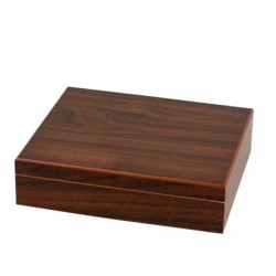 HUMIDOR 561015 WALNUT 20 CIGARS