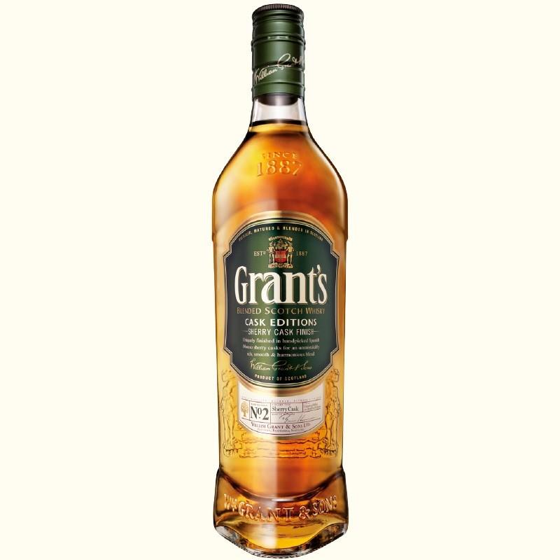 Whisky écossais Grant's Sherry Cask Reserve 0,7l - 40%