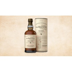 Balvenie Peat Week Aged 14 Year Old - (70cl, 48.3%)