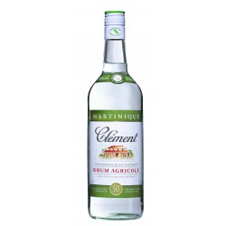 RHUM AGRICLE BLANC CLEMENT 50° 0.7L