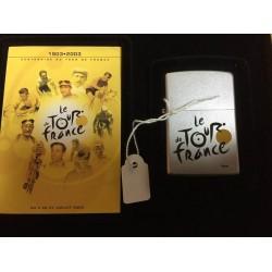 Zippo Collection centenaire du tour de France 1903-2003