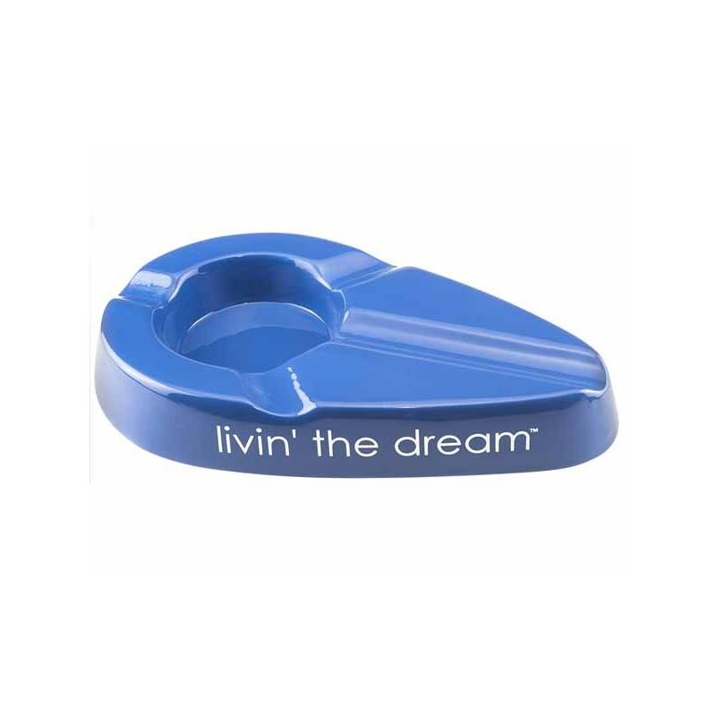XIKAR ASHTRAY LIVIN THE DREAM