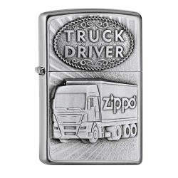 ZIPPO 2.005895 TRUCK DRIVER