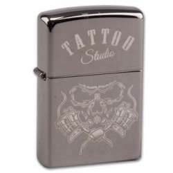 Zippo 60004111 Tattoo Studio Design