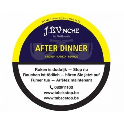 TABAC 50GR TIN JB VINCHE AFTER DINNER