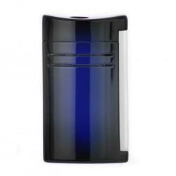 Briquet maxijet Sunburst Bleu St Dupont