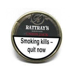 Rattrays - Union Jack - 50g Tin