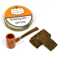Robert McConnell Scottish Flake Pipe Tobacco - 50g Tin