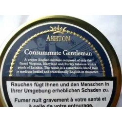 Ashton Consummate Gentleman 50g. Tin