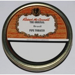 McConnell Pure Brasil Tobacco Pipe tobacco 50g Tin
