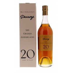 Darroze Grands Assemblages 20 Years 43° 0.7L