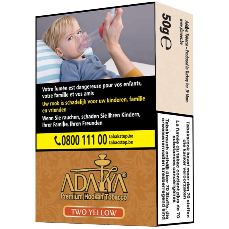 ADALYA TWO YELLOW 50G