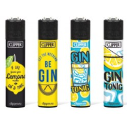 CLIPPER CP11RH GIN & TONIC par 4 assortis
