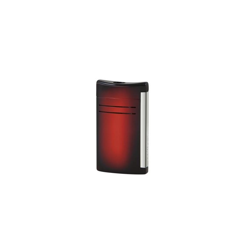 Briquet Maxijet Sunburst rouge