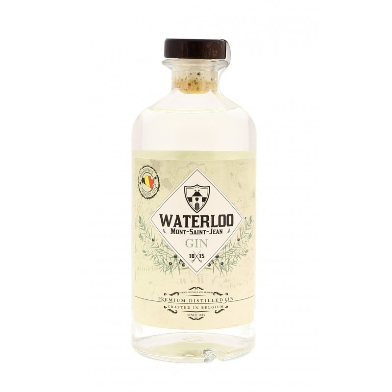 Waterloo Gin 42° 0.5L