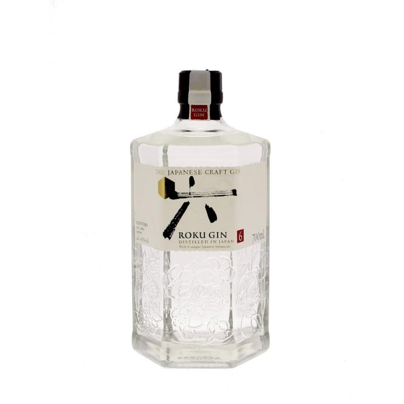 Roku Gin 43° 0.7L