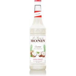 Sirop Monin Saveur Coco 70 cl