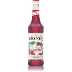 Sirop Monin Fraise Bonbon 70 cl