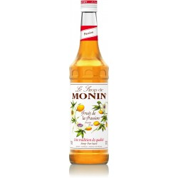 Sirop Monin Fruit de la Passion 70 cl