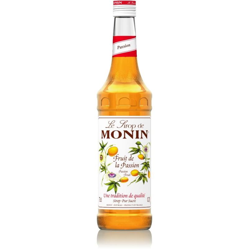 Sirop Monin Fruit de la Passion 70 cl