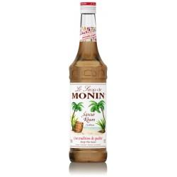Sirop Monin Saveur Rhum 70 cl