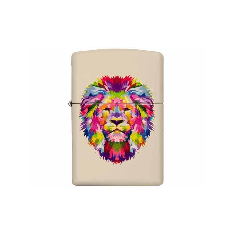 ZIPPO 60.004780 LION DESIGN