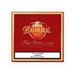 UNE BOITE DE 20 CIGARES DOMINICAINS(Balmoral PANATELA CLARO)