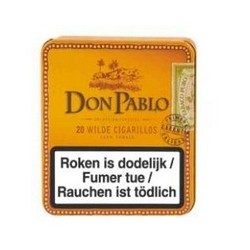 DON PABLO WILDE CIGARILLOS/20