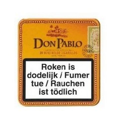 DON PABLO WILDE MINI CIGARILLOS/20