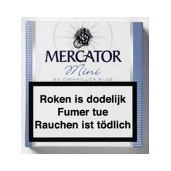 MERCATOR MINI BLUE/20