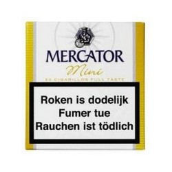 MERCATOR MINI FULL TASTE/20