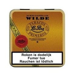 20 MINI WILDE CIGARILLIOS LA PAZ