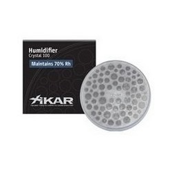 XIKAR CRYSTAL HUMIDIFIER 100 CIGARS 1810