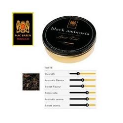MAC BAREN BLACK AMBROSIA-100 GR