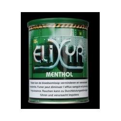 tabac elixyr menthol pot 150gr