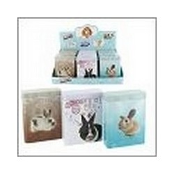 CIGARETTE BOX RABBITS