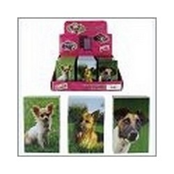 CIGARETTE BOX DOGS MAGNETIC
