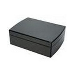 HUMIDOR 569171 CARBONLOOK SET 25 CIGARES 8.5X26X18.5CM