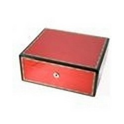 HUMIDOR 8627 ROUGE LAQUE 50 CIGARES