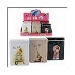 CIGARETTE BOX PIN-UP 3