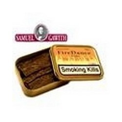 TABAC 50GR TIN FIREDANCE FLAKE