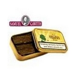 TABAC 50GR TIN SG FULL VIRGINIA FLAKE