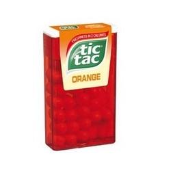 TIC TAC ORANGE 18 Gr.