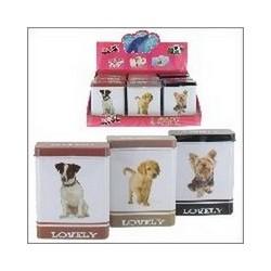 CIGARETTE BOX DOGS IV