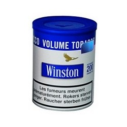TABAC WINSTON VOLUME BLUE POT 100gr.