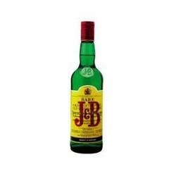 J&B RARE WHISKY 40% 70CL.