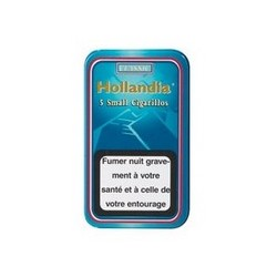 HOLLANDIA SMALL NAT/5 BLEU