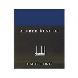DUNHILL FLINTS SMALL A BLUE SLIDE OF 9 LA1101