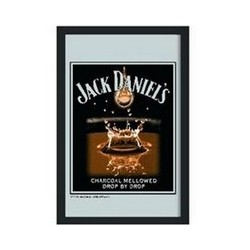 JD MIRROR CHARCOAL MELLOWED L211