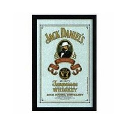 JD MIRROR MR JACK DANIELS L208